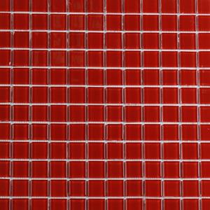 Pastilha Orient Vermelho 30x30 cm Vetromani