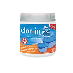 Pastilha para Tratamento de Água 10.000L Clorin