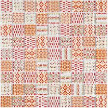 Pastilha Patchwork  PW4002 29,2x29,2cm Glass Mosaic