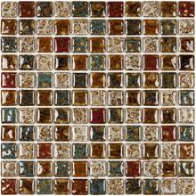 Pastilha PE2501 30x30cm Glass Mosaic