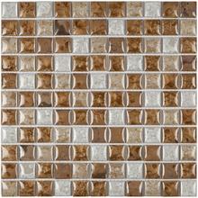 Pastilha PE2505 30x30cm Glass Mosaic