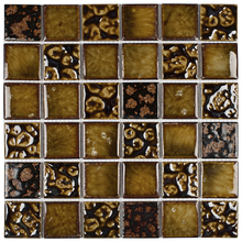 Pastilha PE2508 30,5X30,5 Glass Mosaic