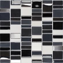 Pastilha Petrus SP101 30,3x30cm Glass Mosaic