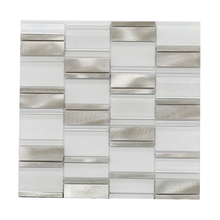 Pastilha PG204 29,4x29,8cm Glass Mosaic