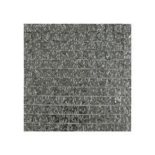 Pastilha Relevo Prata 31,3x31,3cm Artens