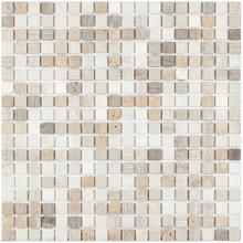 Pastilha Slim SM03 30,5x30,5cm Glass Mosaic