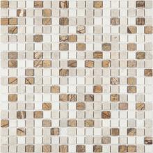 Pastilha Slim SM04 30,5x30,5cm Glass Mosaic