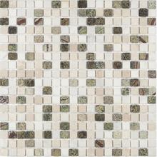 Pastilha Slim SM06 30,5x30,5cm Glass Mosaic