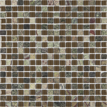 Pastilha Slim SMG02 30,5x30,5cm Glass Mosaic