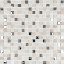 Pastilha Slim SMG101 30,5x30,5cm Glass Mosaic