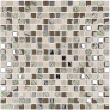 Pastilha Slim SMG105 30,5x30,5cm Glass Mosaic