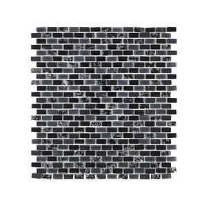 Pastilha ST5103 28,6x31,2cm Glass Mosaic