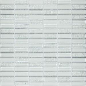 Pastilha ST5105 30x30cm Glass Mosaic