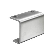 Pé para Móveis Aço Inox 9x4,3mm até 50,00kg Prata