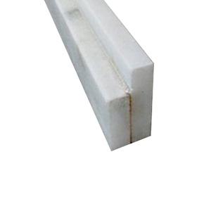 Pedra de Box Granito Branco 1,55x0,1m Legg