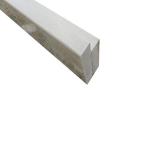 Pedra de Box Granito Branco Silest 1,55x0,1m Legg