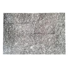 Pedra Miracema Cinza 11,5X23cm 10 a 16mm Pedras Fama