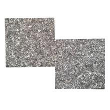 Pedra Miracema Cinza 23X23cm 15 a 21mm Pedras Fama