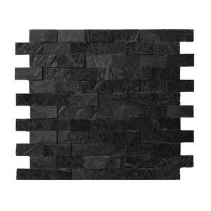 Pedra Natural Mosaico Telado Linha Aliance Eco Onix (0) 5x10 Tela 29x30cm Revestir