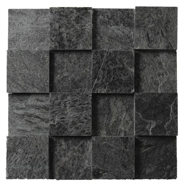 Pedra natural mosaico telado linha quadrante onix tela for Mosaico leroy merlin