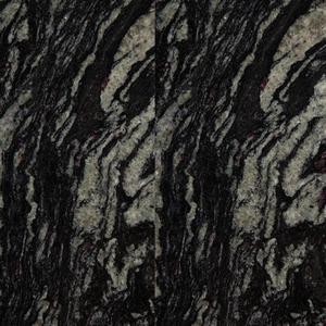 Pedra para Pia de Cozinha Granito Preto Alluz Marmoraria m²
