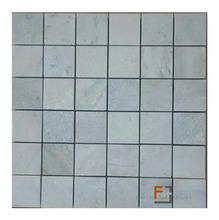 Pedra Quartzito Mosaico Enquadratto Claro 4,8 29,8x29,8cm Tupy Pedras