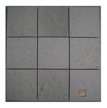 Pedra Quartzito Mosaico Enquadratto Claro 9,8 29,8x29,8cm Tupy Pedras