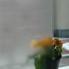 Película para Vidro Jateada Transparente Rolo com 2m