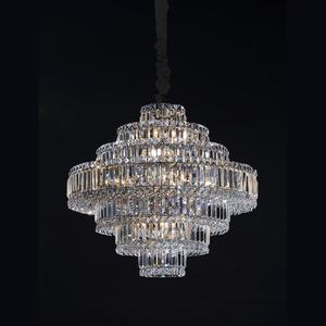 Pendente 18 Lâmpadas Transparente Verona Altaluce
