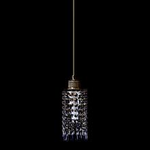 Pendente 1 Lâmpada Grafite 1050/1 Diamante