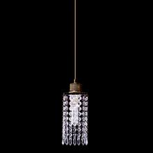 Pendente 1 Lâmpada Incolor 1050/1 Diamante