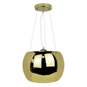 Pendente 3 Lâmpadas Dourado Sliema Inspire