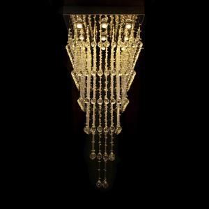 Pendente 9 Lâmpadas Transparente 4001 Diamante