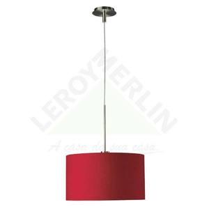Pendente Aruba Metal/tecido 150x40,5cm Vermelho Philips