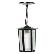 Pendente Externo Preto Metal L11C Ideal Iluminação
