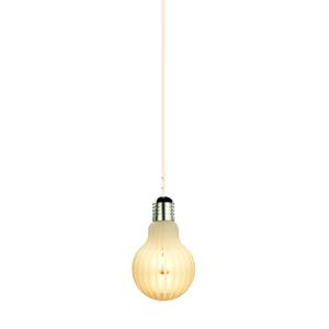 Pendente LED Branco Edison E-Led
