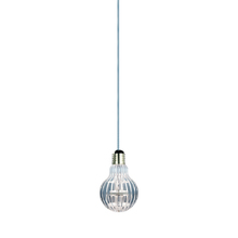 Pendente LED Transparente Edison E-Led