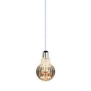 Pendente LED Transparente Edison E-Led