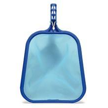 Peneira Cata Folhas Plástico 29x38cm Azul CMB Aqua