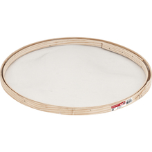 Peneira para feijão madeira diâmetro 55cm Nove54