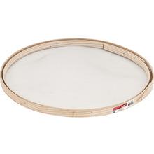 Peneria para areia madeira diâmetro 55cm Nove54