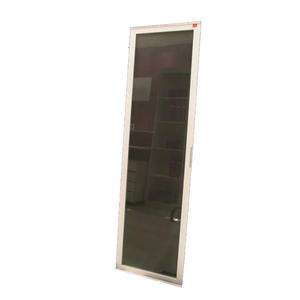 Perfil 3136 Branco com Puxador 3178 Branco com Espelho Fumê