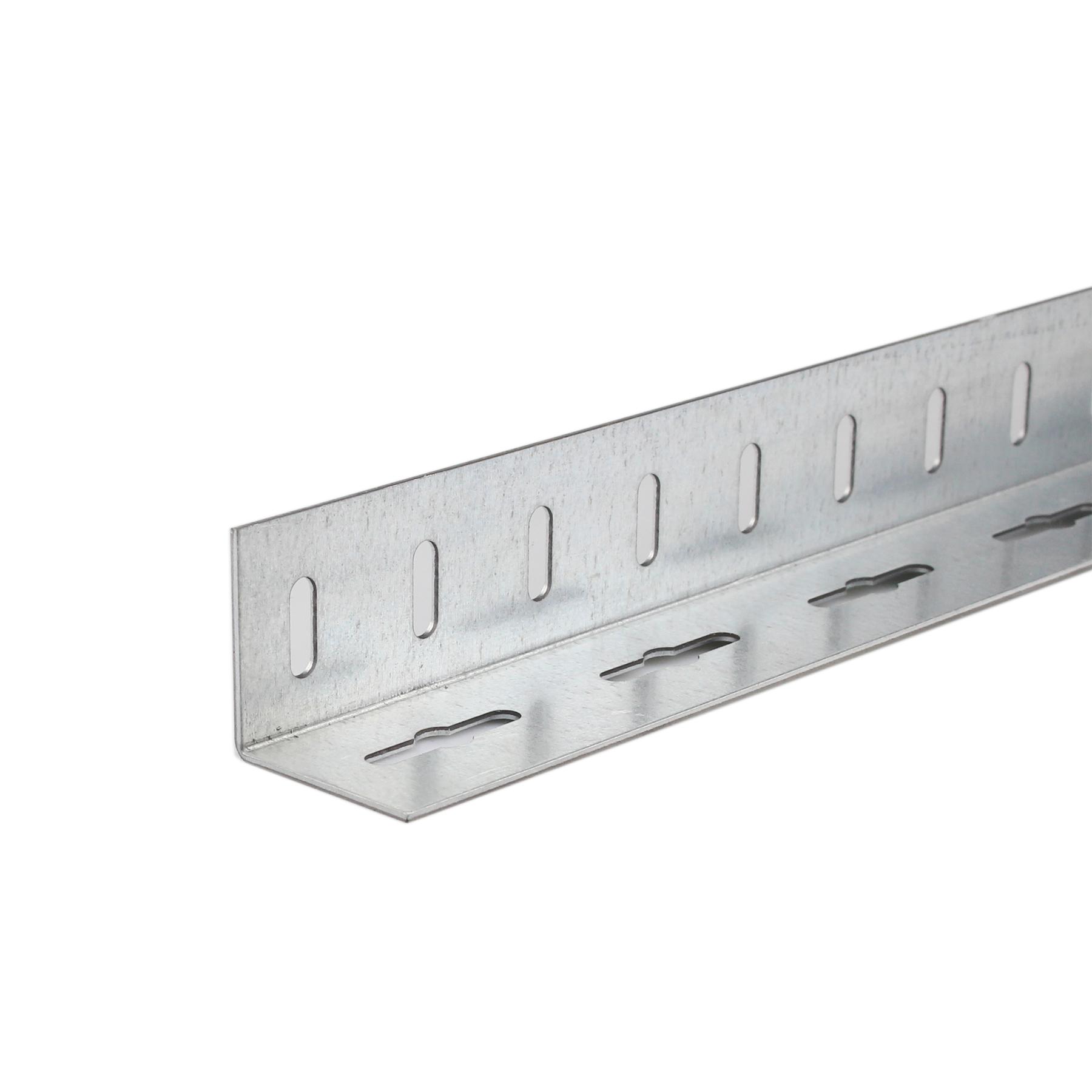 Perfil Aço Galvanizado 1mx3,5cm