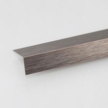 Perfil Alumínio L 2mx15x30mm Escovado
