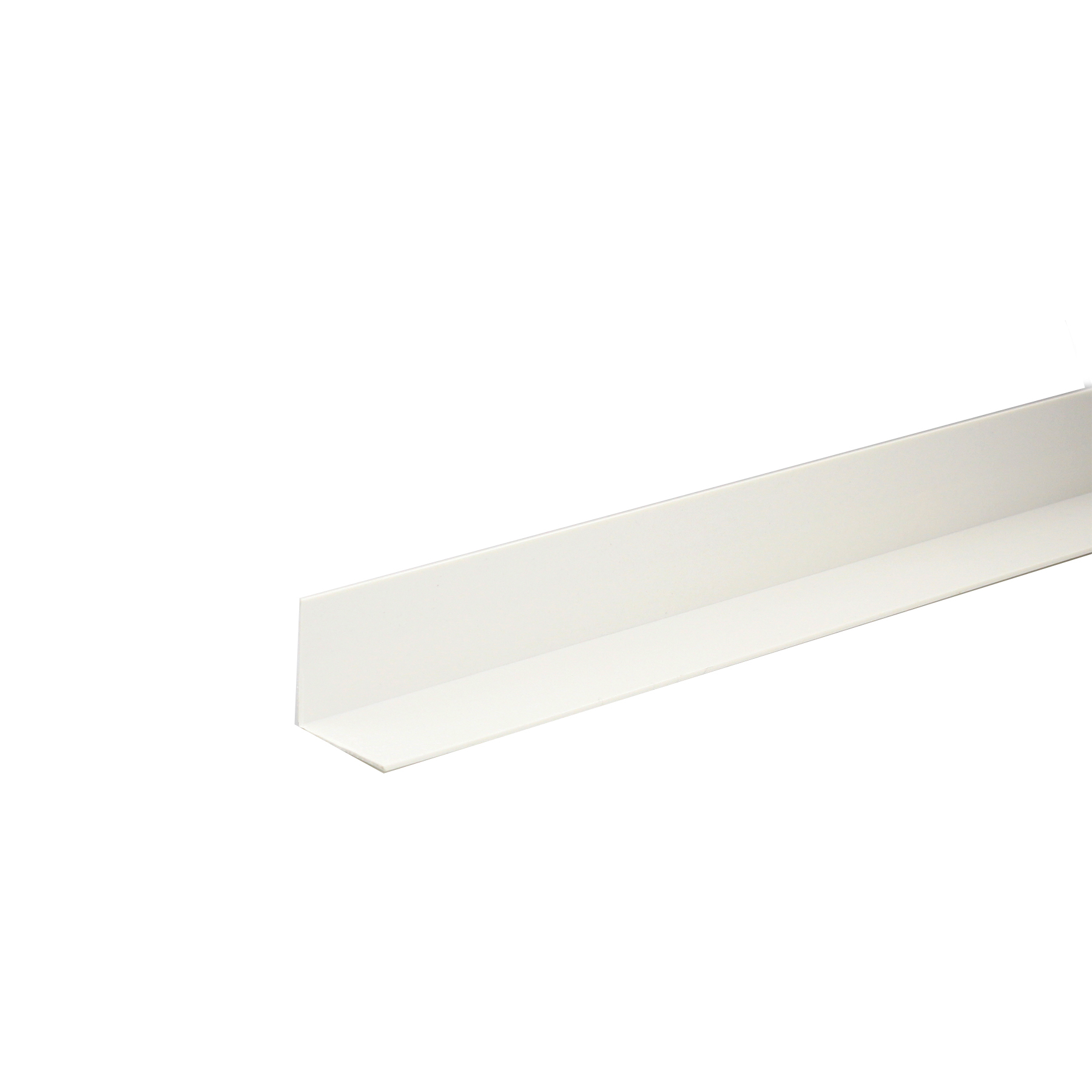 Perfil Angular Diferente PVC Porcelana 1mx2,5cm
