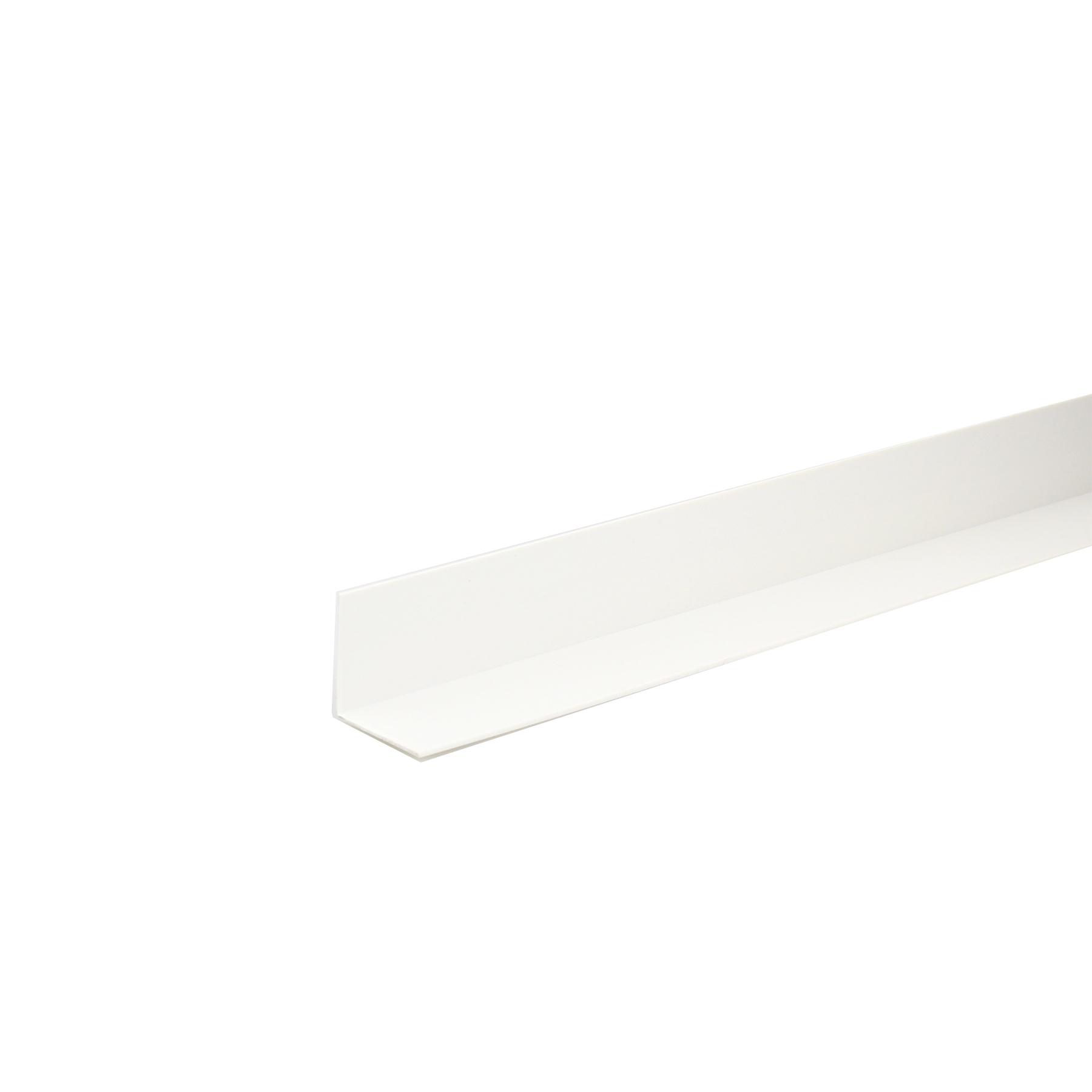 Perfil Angular PVC 2,6mx2,5cm