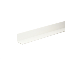 Perfil Canto PVC Porcelana 2mx1cm