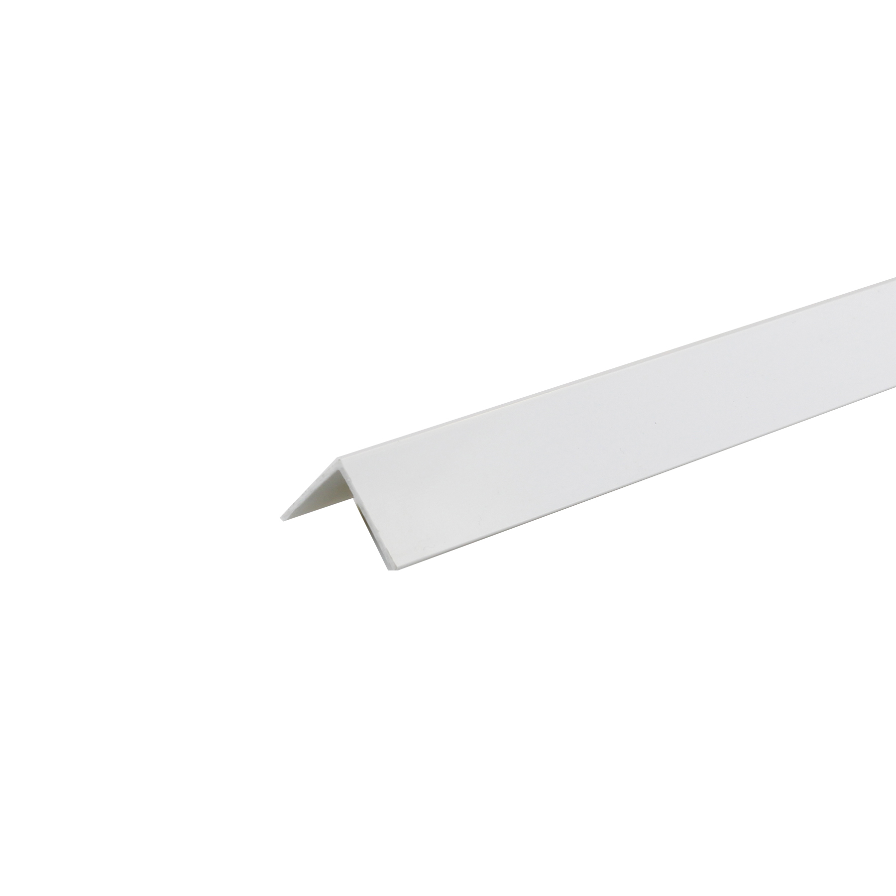 Perfil Canto PVC Porcelana 2mx3cm