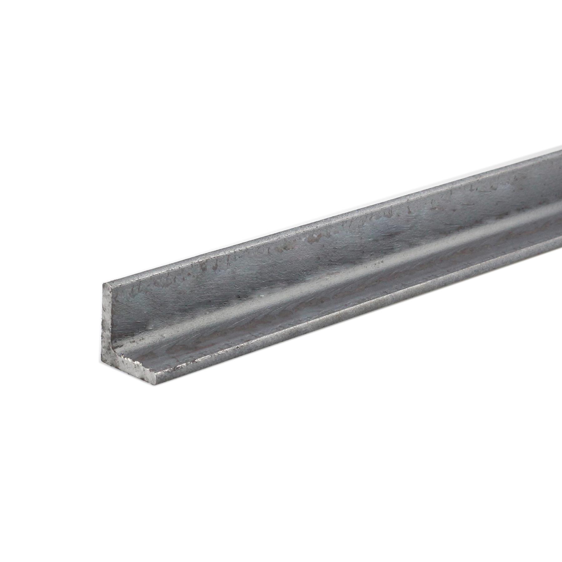 Perfil Cantos Aço 1mx2,5cm