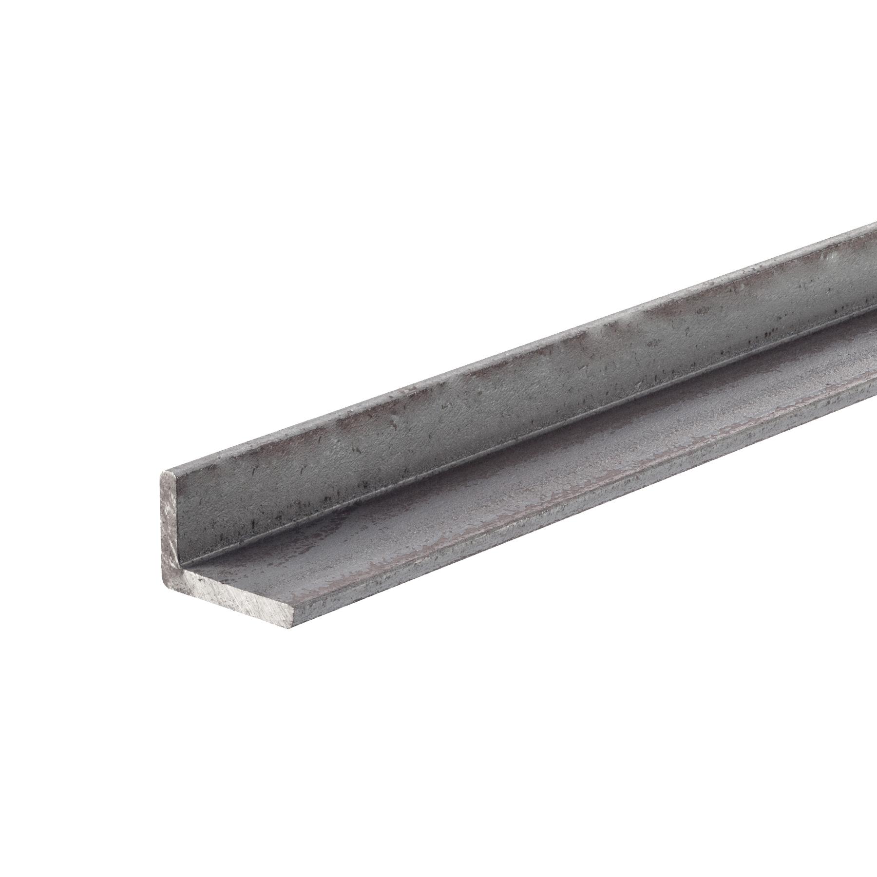 Perfil Cantos Diferentes Aço 1mx4cm